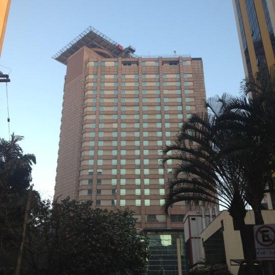 Foto scattata a Sheraton São Paulo WTC Hotel da Susana P. il 8/11/2012