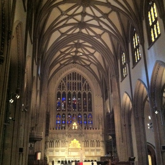 Photo prise au Trinity Church par Jiatong R. le3/3/2012