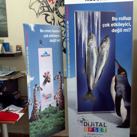 Foto scattata a Dijital Ofset® Reklamcılık ve Matbaacılık da Ali Sinan K. il 3/15/2012