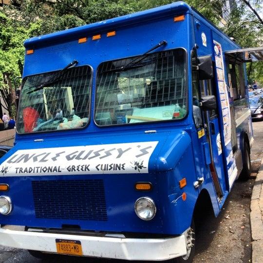 Снимок сделан в Uncle Gussy's пользователем Lou D. 7/24/2012