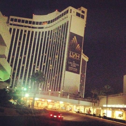 Снимок сделан в LVH - Las Vegas Hotel & Casino пользователем Stanley N. 6/11/2012