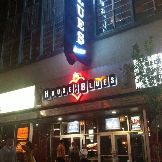 8/26/2012 tarihinde Beckiziyaretçi tarafından House of Blues'de çekilen fotoğraf