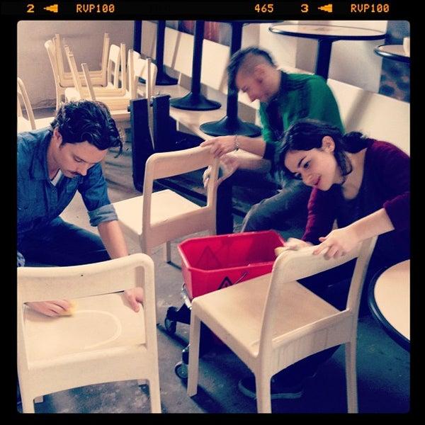Foto tomada en Espressofabriek por espressofabriek el 2/15/2012