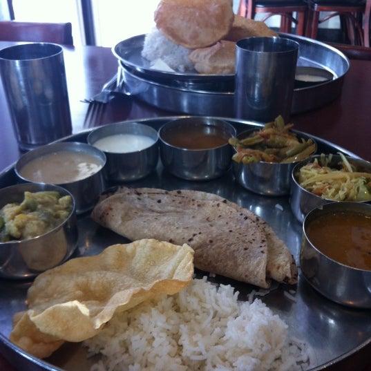 best thali, best dosas, best chai in houston