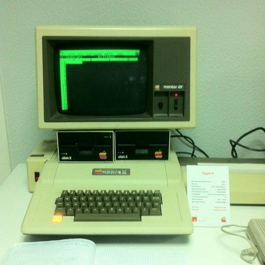 5/11/2012에 Igor K.님이 Moscow Apple Museum에서 찍은 사진