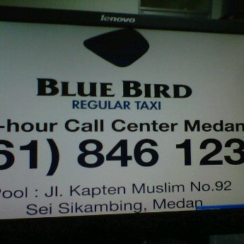 Photos At Blue Bird Group Taxi In Medan