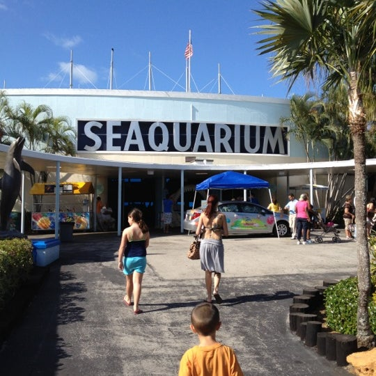 Photo prise au Miami Seaquarium par Denise L. le4/8/2012