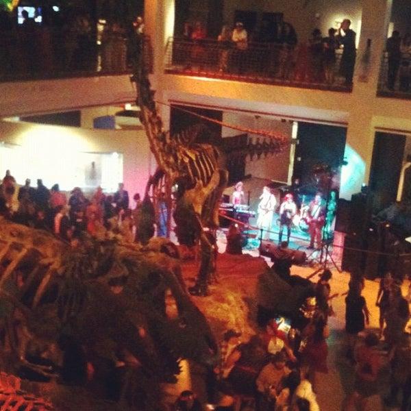 Foto scattata a Houston Museum of Natural Science da Aaron F. il 10/29/2011