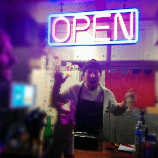 3/2/2012 tarihinde Jin C.ziyaretçi tarafından The Jalopy Rotisserie and Press'de çekilen fotoğraf