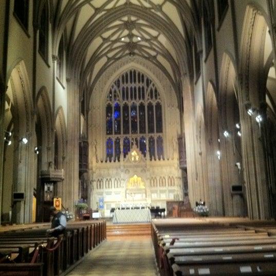 Photo prise au Trinity Church par Jim F. le12/4/2011