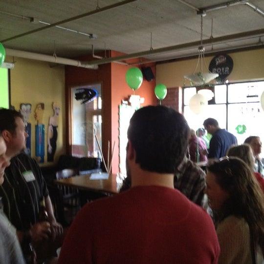 3/14/2012에 Andy F.님이 Angelo's Cafe Vino에서 찍은 사진