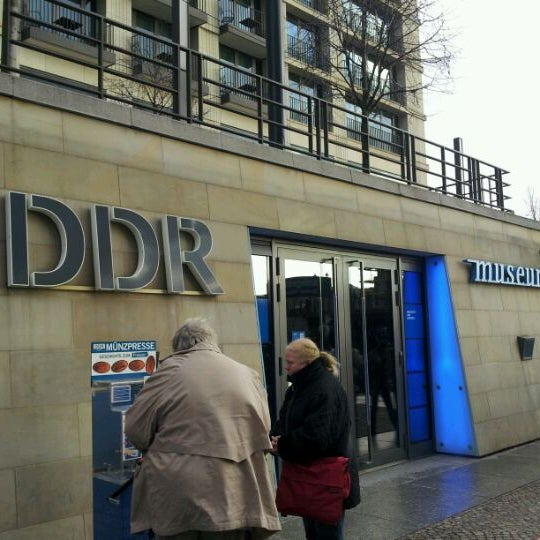 Photo prise au DDR Museum par Francesca M. le1/4/2012