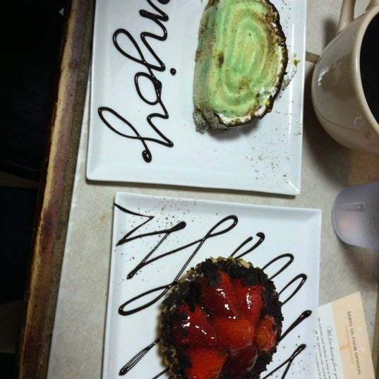 Foto tomada en Heaven Sent Desserts por Chelsea W. el 12/11/2011
