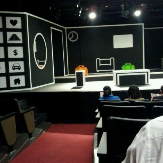 """Снимок сделан в Sala """"Central Chopin"""" пользователем Rayo V. 10/8/2011"""