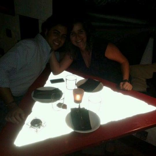 10/27/2011 tarihinde Sara C.ziyaretçi tarafından La Gabinoteca'de çekilen fotoğraf