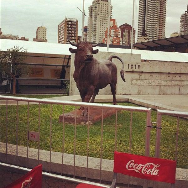 4/26/2012にPedro P.がLa Rural - Predio Ferial de Buenos Airesで撮った写真