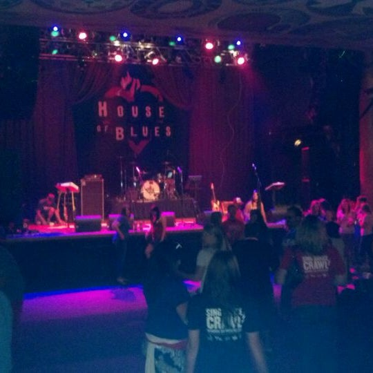 Foto diambil di House of Blues San Diego oleh Jason L. pada 5/26/2012