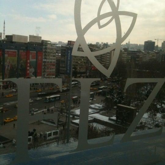 1/29/2012 tarihinde İbrahim U.ziyaretçi tarafından Flz Cafe & Restaurant'de çekilen fotoğraf