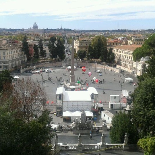 Photos At Terrazza Del Pincio Plaza In Roma