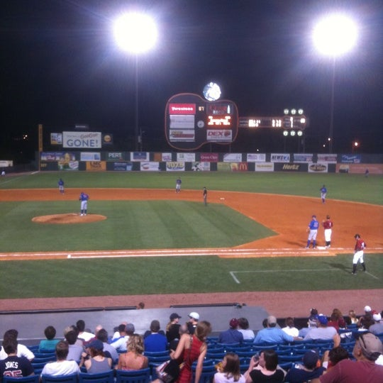 Herschel Greer Stadium (Now Closed)