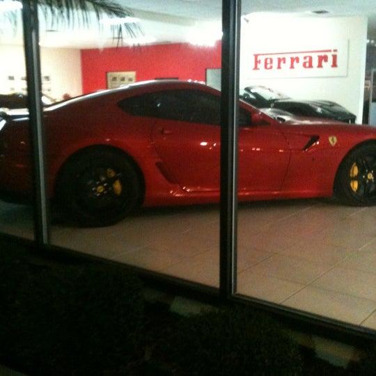 Ferrari Maserati Of Central Florida Auto Dealership