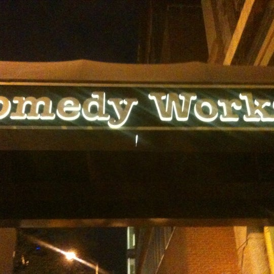 7/29/2012 tarihinde Brianne B.ziyaretçi tarafından Comedy Works Downtown in Larimer Square'de çekilen fotoğraf