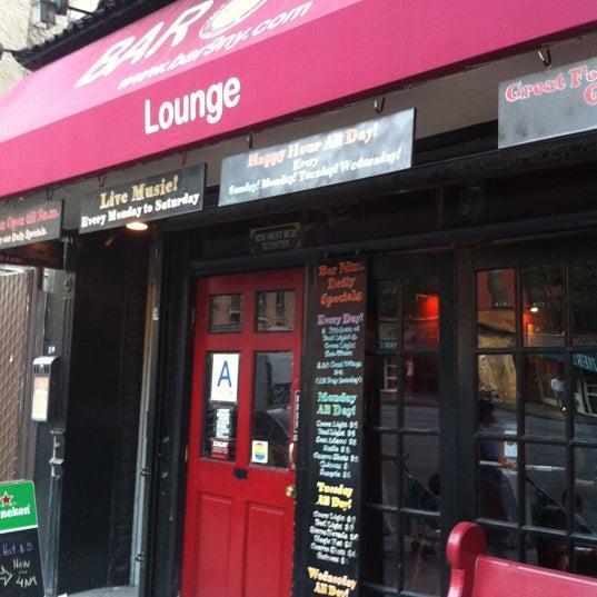 Foto tirada no(a) Bar Nine por Snezhana B. em 8/7/2012