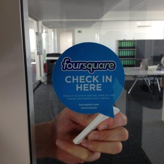 Das Foto wurde bei Columbus Interactive GmbH von Paul B. am 7/26/2012 aufgenommen