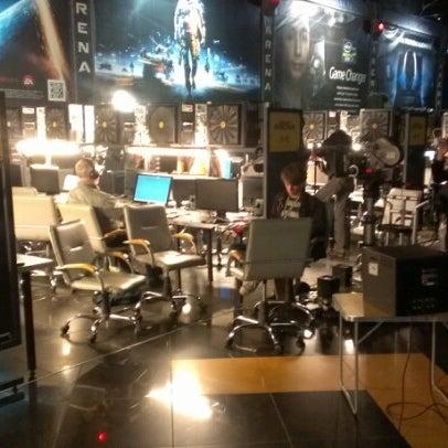 8/28/2012にКирилл К.がКиберcпорт Аренаで撮った写真