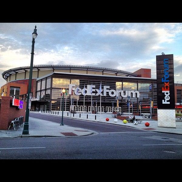 Foto diambil di FedExForum oleh Anthony C. pada 8/26/2012