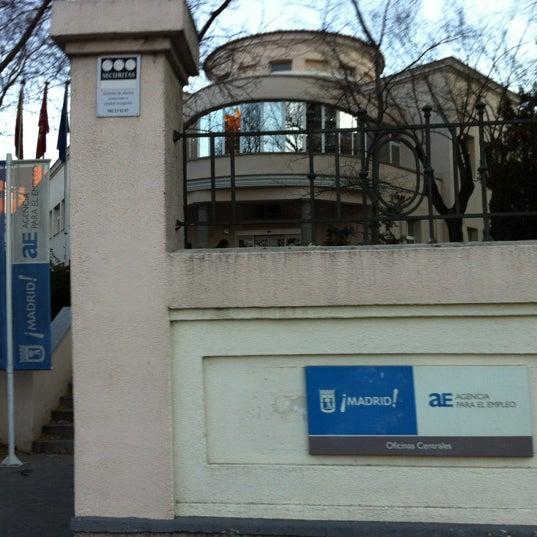 Agencia para el empleo del ayuntamiento de madrid for Agencia de empleo madrid
