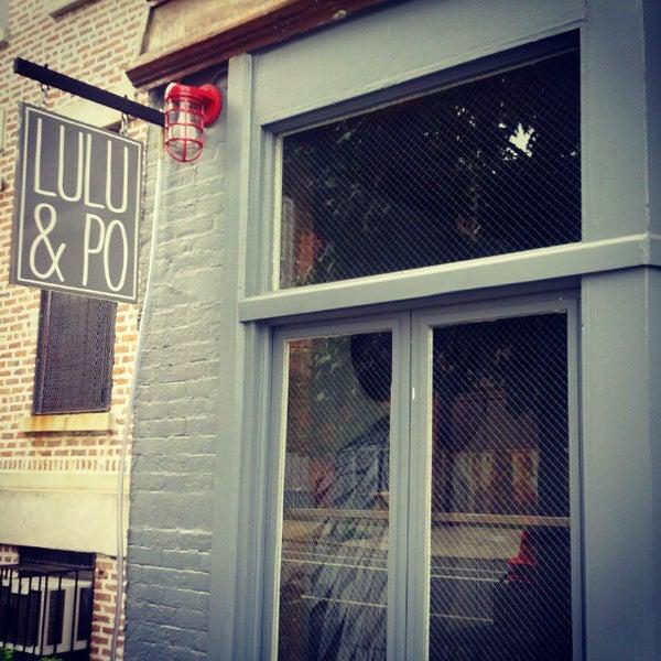 9/6/2012에 Blake R.님이 Lulu & Po에서 찍은 사진