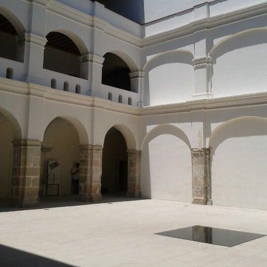 Photo prise au Centro Cultural San Pablo par tati A. le4/5/2012