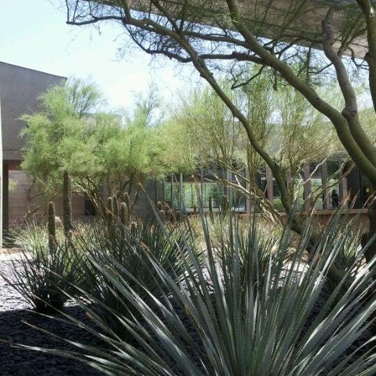 Снимок сделан в Phoenix Art Museum пользователем Claudia S. 5/25/2012