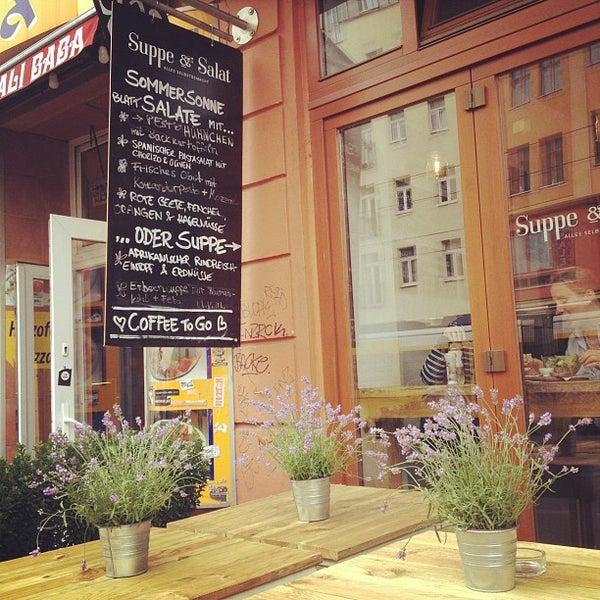 6/26/2012에 Manuel MANTU O.님이 Suppe & Salat에서 찍은 사진