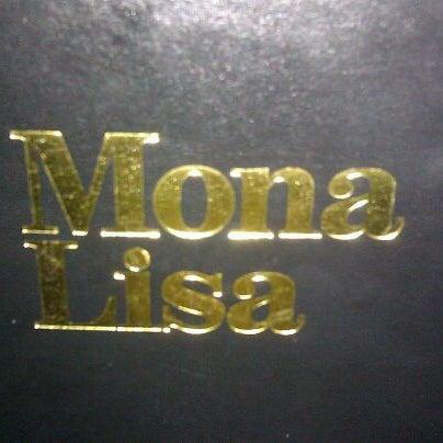 Das Foto wurde bei Mona Lisa Italian Restaurant von Jules D. am 5/14/2012 aufgenommen