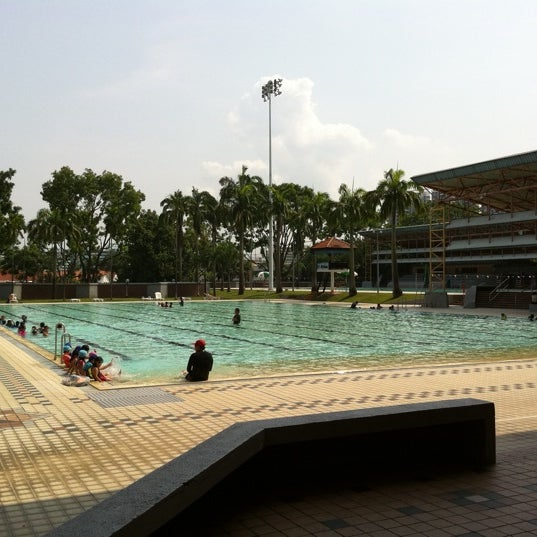 Photo prise au Clementi Swimming Complex par Frank T. le7/7/2011