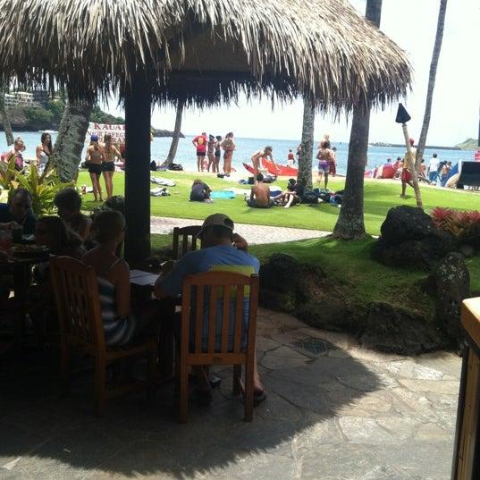 7/16/2012에 Justin F.님이 Duke's Kauai에서 찍은 사진