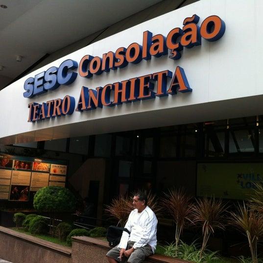 รูปภาพถ่ายที่ Sesc Consolação โดย Claire C. เมื่อ 5/19/2012