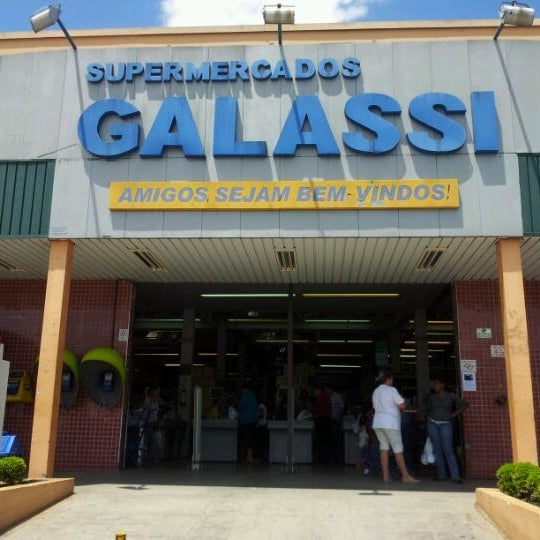 1cd41d4c4 Supermercados Galassi - Distrito Sul - 25 dicas