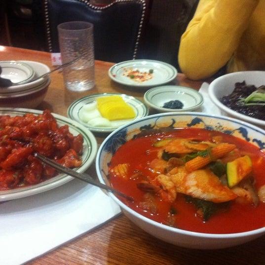 Foto scattata a Hyo Dong Gak da L K. il 11/17/2011