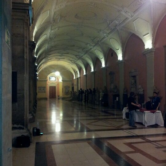Das Foto wurde bei Universität Wien von Dita M. am 9/13/2011 aufgenommen