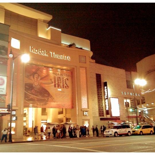 Foto diambil di Dolby Theatre oleh Kxequiel pada 5/12/2012