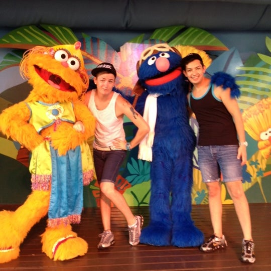 Photos at Sesame Street Safari Of Fun - Playground in Tampa