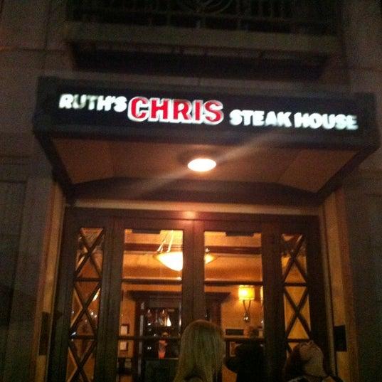 Ruth S Chris Steak House Mizner Park