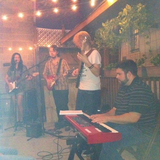Come on a Saturday night for awesome live music!