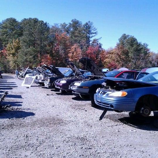 chesterfield auto parts trucks