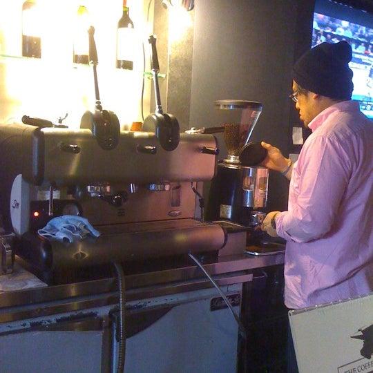 Das Foto wurde bei Coffee Foundry von Shawn C. am 3/19/2011 aufgenommen