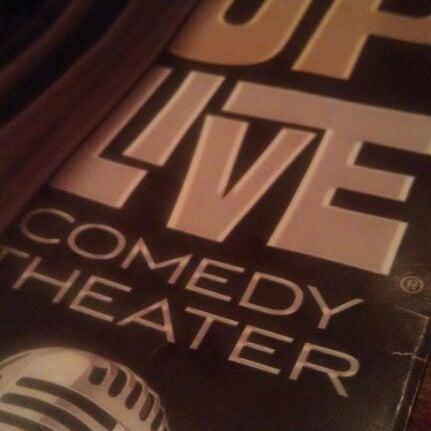11/18/2011に4sq ExpertがStand Up Liveで撮った写真