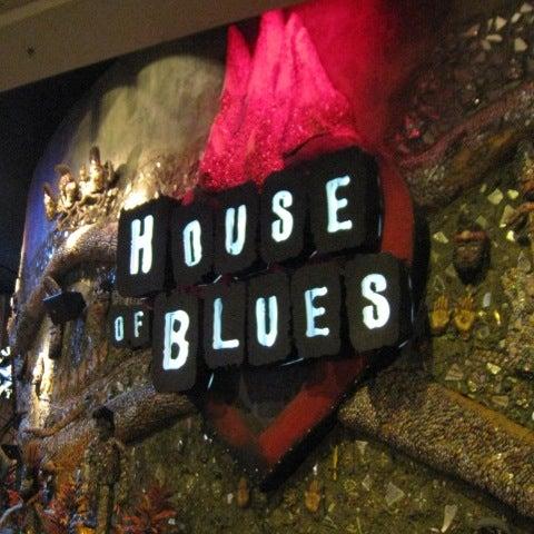 Снимок сделан в House of Blues пользователем Robert R. 3/21/2012